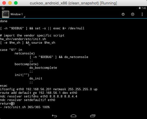 Network Configuration — CuckooDroid v1 0 Book